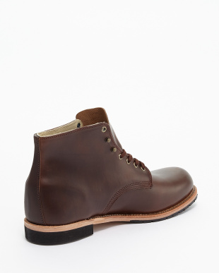 BROWN MENS BRANDED BOOTS見る