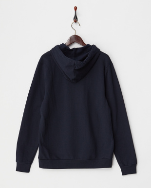 DARK BLUE NAVY MALTO VIS ZIP H パーカ見る