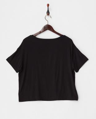 TRUE BLACK  WMNS SS CORE TEES ポケット付きワイドTシャツ見る