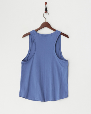 WASHED BLUE WMNS TANKS NEW YORK STATE OF MIND タンクトップ見る