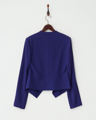 cobalt  梨地ドレスジャケット見る