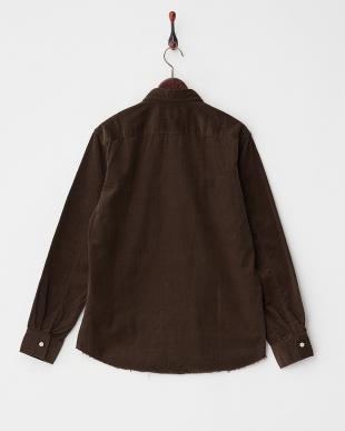 ブラウン  Corduroy Shirts見る