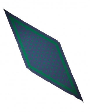 グリーン  マルチローンバススカーフ見る
