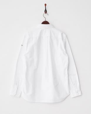 WHITE  オックスフォードシャツ見る