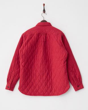 RED  キルティングシャツ見る