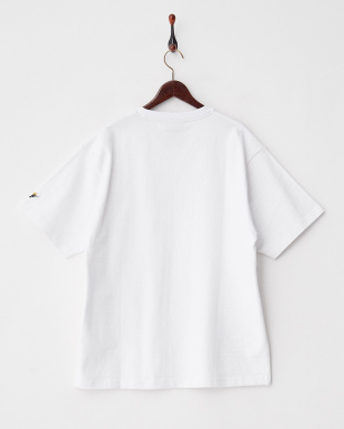 WHITE プリントTシャツ見る