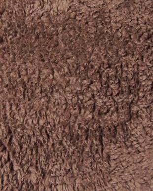 オレンジ  ハリネズミ刺しゅう入り 背当てクッション 45×45cm見る