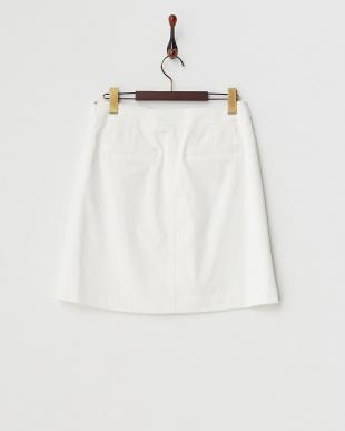 ホワイト  シャルマンカルゼ スカート見る