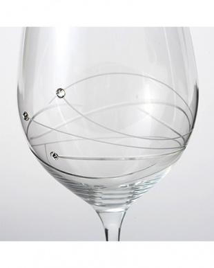 ゴルウェイクリスタル シック ペア レッドワイン見る