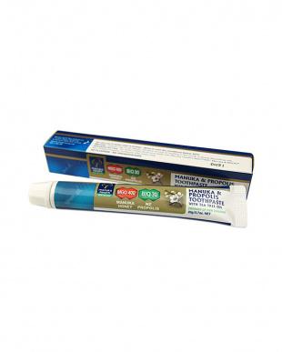 お試し プロポリス&マヌカ歯磨き粉 2種セット(各20g)見る