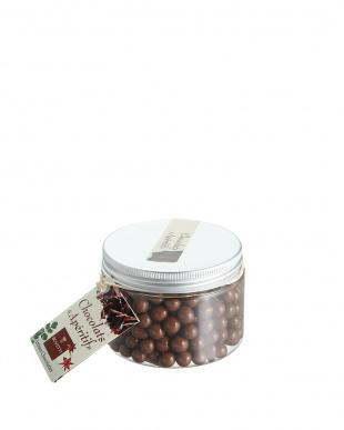 コリアンダー/チリ/ピンクペッパー スパイス粒チョコレート 3種セット見る