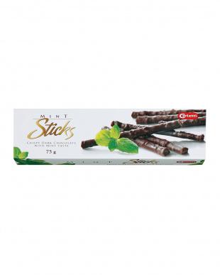 ミント  スティックチョコレート 3個セット見る