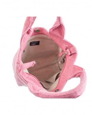 ピンク  ハンドバッグ ミニサイズ見る