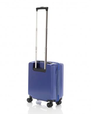 ブルー  スーツケース(26L)|UNISEX見る