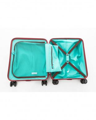 ワイン  スーツケース(26L)|UNISEX見る
