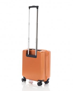 オレンジ  スーツケース(26L)|UNISEX見る