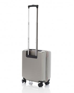 ゴールド  スーツケース(26L)|UNISEX見る