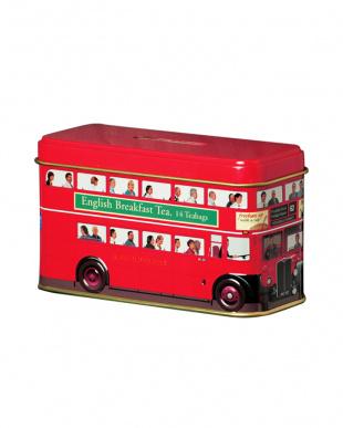 リトルロンドンバス 限定デザイン ティーバッグタイプ 2個セット見る