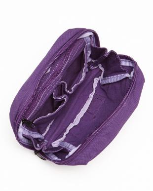 PURPLE  紫式部ポーチ見る