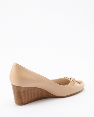 NUDE LEATHER  ELSIE LCE WDG 65MMII見る