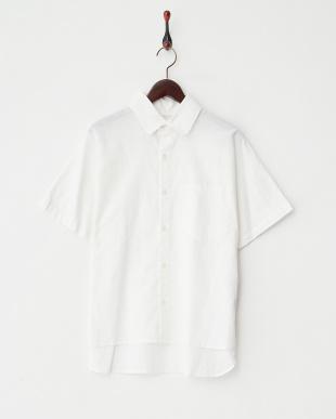 ホワイト  LI/RY シャツ見る