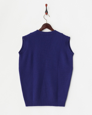 OCEAN  S/L V NECK CASHMERE SWEATER見る