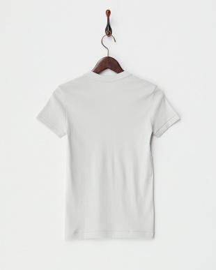 グレー  別注 140th クルーネックTシャツ見る