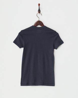 ネイビー  別注 140th クルーネックTシャツ見る