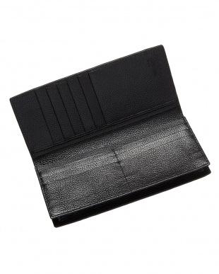 ブラック クロコダイル長財布見る