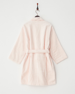 ピンク  ローブ・無撚糸マシュマロパイル見る