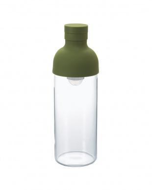 オリーブグリーン  フィルターインボトル(水出し茶ボトル) 300mL見る