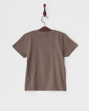 チャコール  HOLLY ROCK Tシャツ|KIDS見る