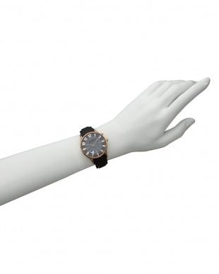 ゴールド×ブルー 腕時計 RM068-0053 NUMERATION│WOMEN見る