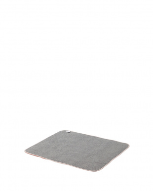 ブラウン  シャギーラグ 185×185cm(正方形)見る