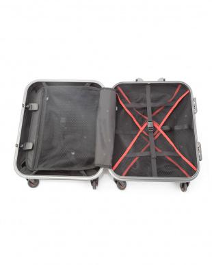 ホワイト  オーソM スーツケース75L見る