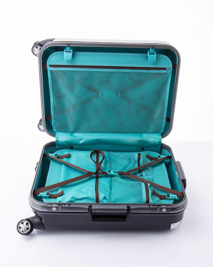 ブラック  トラストM スーツケース見る