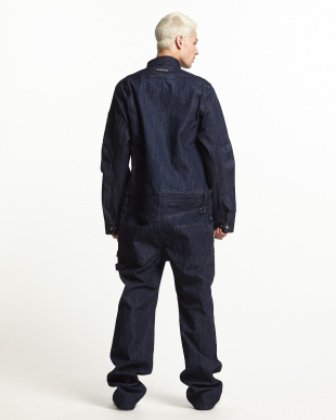 INDIGO OT-X01 SQUADRON DENIM SUITS見る