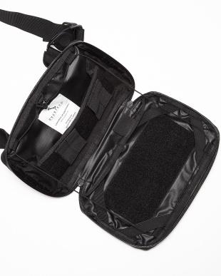 BLACK OT-G05 2WAY BAG W-CLUTCH見る