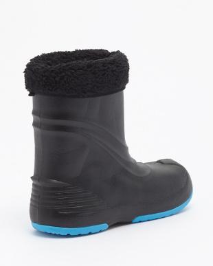 ブラック  プーキーズ レイン・スノー 両用ブーツ|KIDS見る