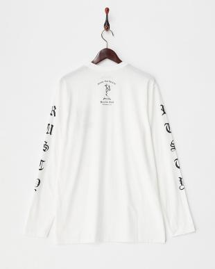 WHT  水陸両用 Pray for Surf L/S.Tシャツ見る