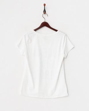ネイビー  UVプロテクション(UPF50+) 水陸両用Tシャツ見る