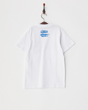 WHT  キッズ ペイント風プリントTシャツ見る