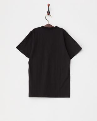 BLK  キッズ ネオンナンバープリントTシャツ見る