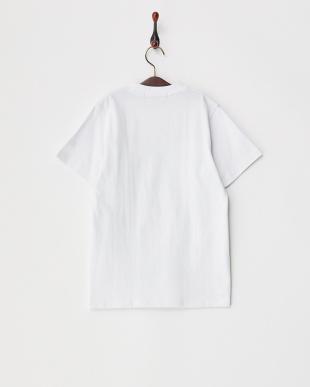 WHT  キッズ ネオンナンバープリントTシャツ見る