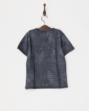 BLK  キッズ リーフ柄 UV Tシャツ見る