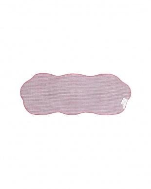 ピンク SDSローズ キッチンマット120見る