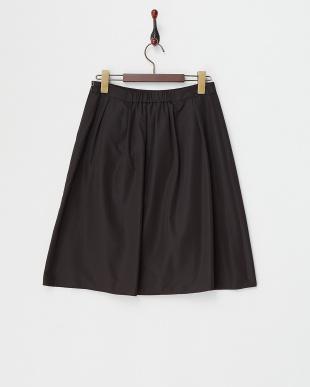 ブラック  SK・タックフレア ライトスカート見る