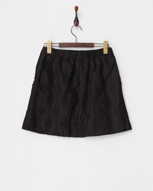 BLACK メッシュレーススカート見る