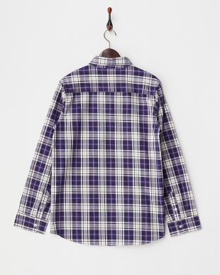 PPL  チェックボタンダウンシャツ WH見る