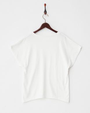 ホワイト ポケットTシャツ WH見る